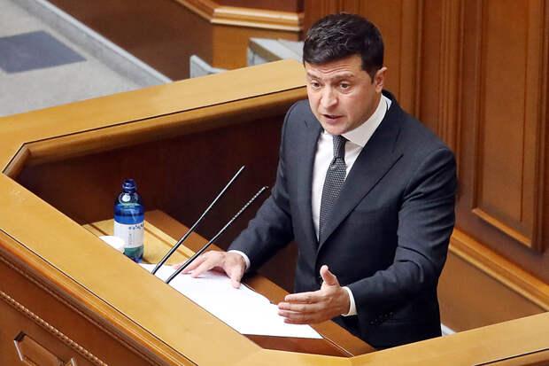 Офис Зеленского направил в Кремль запрос о переговорах по Донбассу