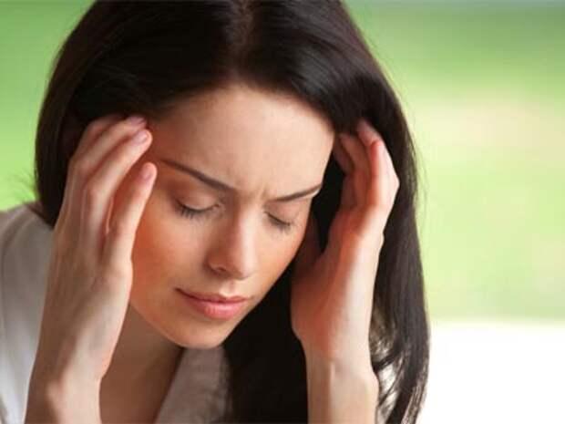 Сосуды головы травами лечим и укрепляем, о головной боли забываем
