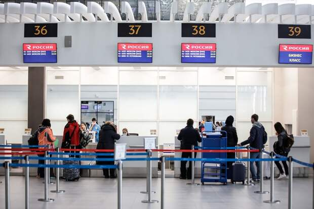 Между Владивостоком и Крымом возобновляется прямое авиасообщение