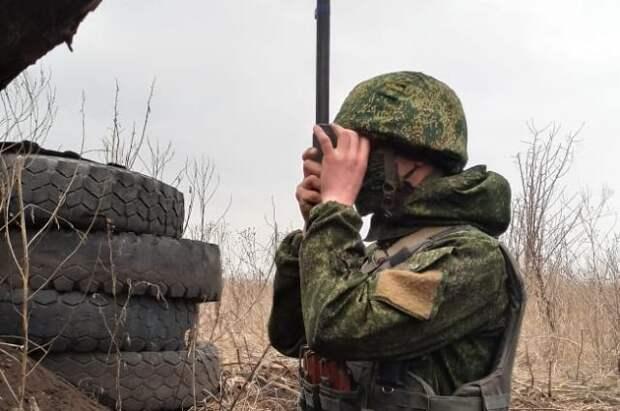 Беспилотник ОБСЕ аварийно приземлился в Донбассе из-за помех
