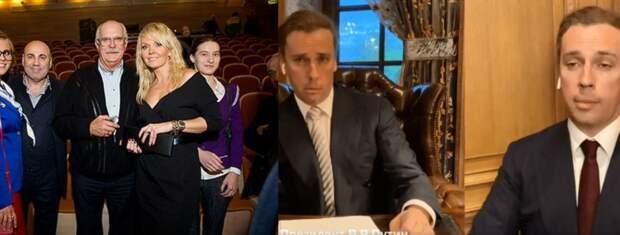 Свежий анекдот - новые российские оппозиционеры