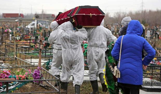 За прошедшие сутки 4 жителя Башкирии скончались от коронавируса