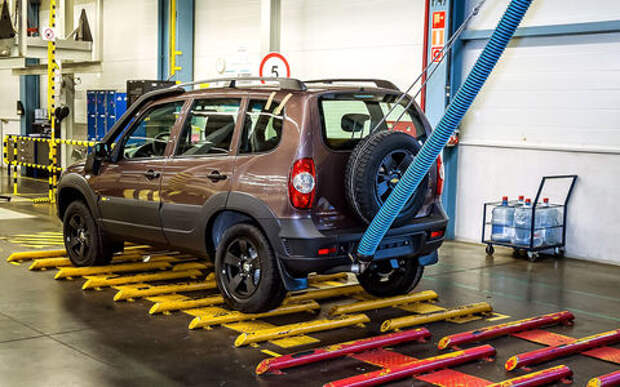 Chevrolet Niva: улучшения по подсказкам владельцев