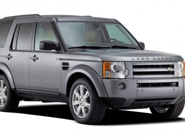 Mitsubishi Pajero и Land Rover Discovery: парное катание на миллион