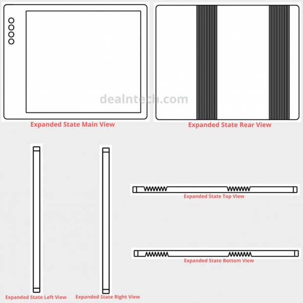 Xiaomi Mi Mix Alpha может превратиться в складной смартфон