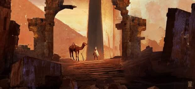 Остров Ктулху и города древних рас: путеводитель по нечеловеческим руинамЛавкрафта 2