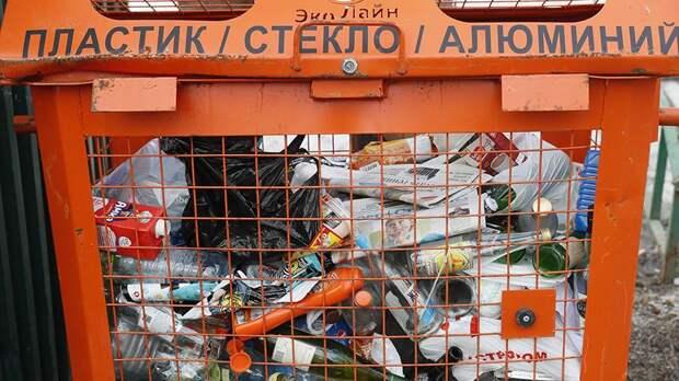 В России задумались о штрафах за нарушение раздельного сбора мусора