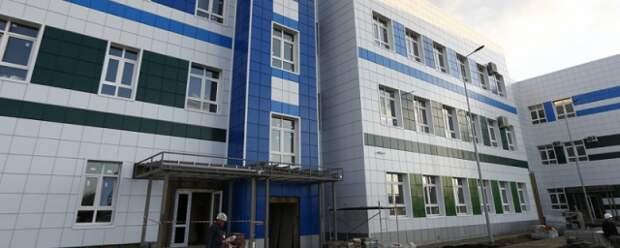 На Кубани одновременно строят около 100 инфраструктурных и соцобъектов