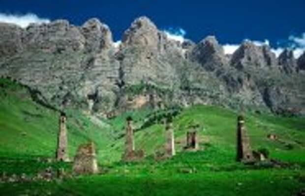 Блог Юрия Хворостова: Какие тайны хранят и как устроены древние сторожевые родовые башни Северного Кавказа