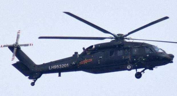 От «Сикорского» до «Харбина»: каким будет новейший китайский вертолет