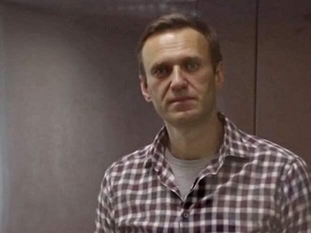 «Я столько весил в 7-м классе»: Навальный рассказал жене, как сильно похудел в колонии