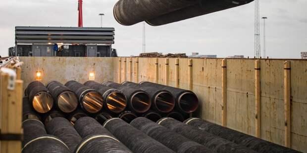В Nord Stream 2 AG верят в завершение «Северного потока-2»