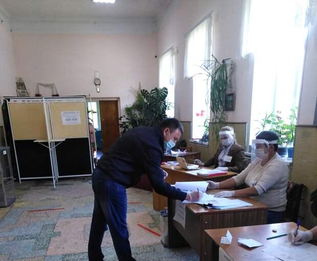 Явка на голосование в Удмуртии к обеду составила 47,54%