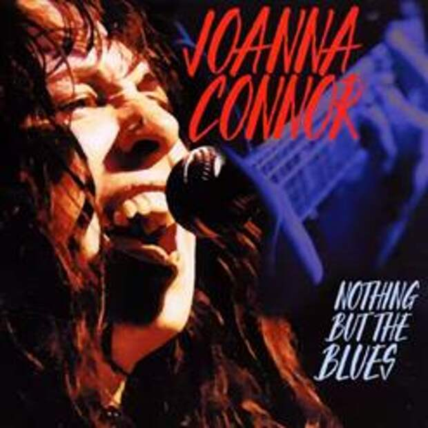 Автор песен и виртуозный гитарист - Joanna Connor (Джоанна Коннор)
