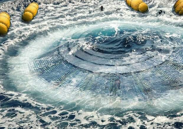 подводная база инопланетян поднимается