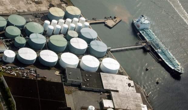 Коммерческие запасы нефти вСША выросли больше, чем ожидалось