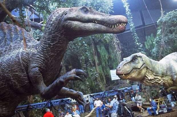 Малоизвестные факты и подробности о фильмах Парк Юрского периода