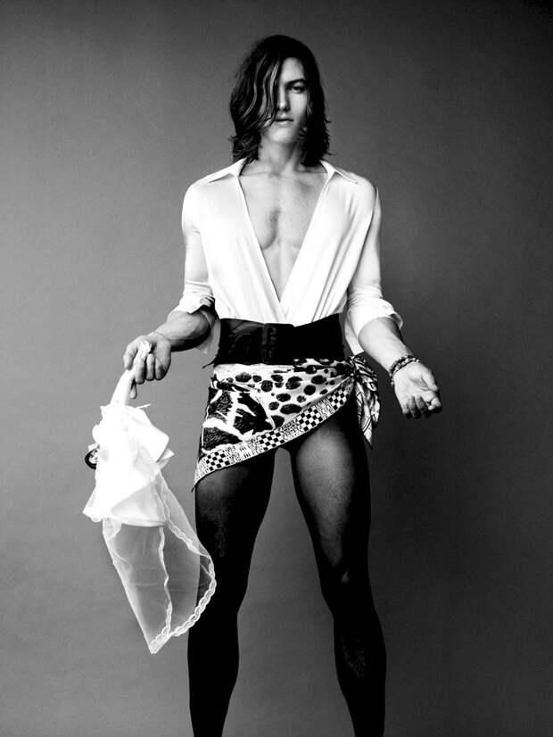 Фотограф Марио Тестино. Портреты знаменитостей  27