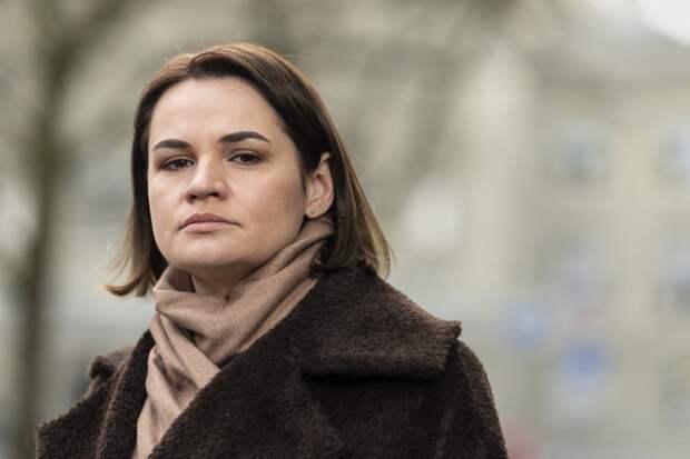 Тихановская призвала белорусов поддержать ее план переговоров с Лукашенко