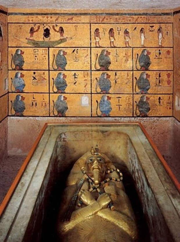 Проклятие гробницы Тутанхамона