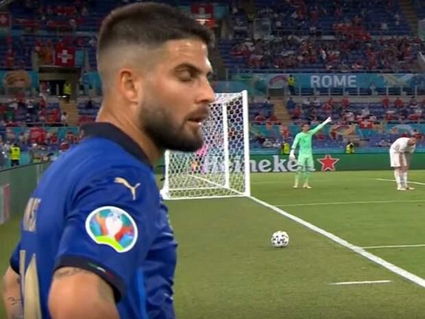 Италия побеждает Швейцарию и становится первым участником плей-офф ЧЕ-2020