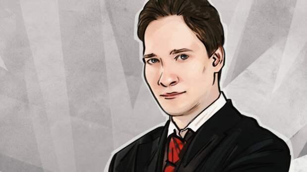Политолог и публицист Юрий Самонкин