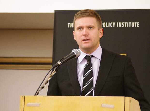 Ричард Спенсер - директор Института Национальной Политики
