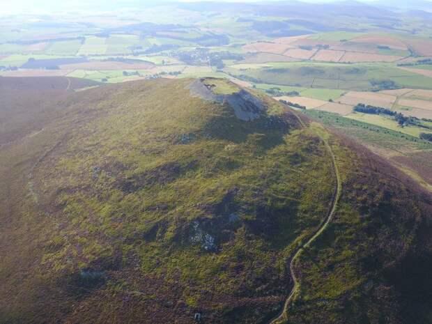 На севере Шотландии обнаружено крупнейшее пиктское поселение