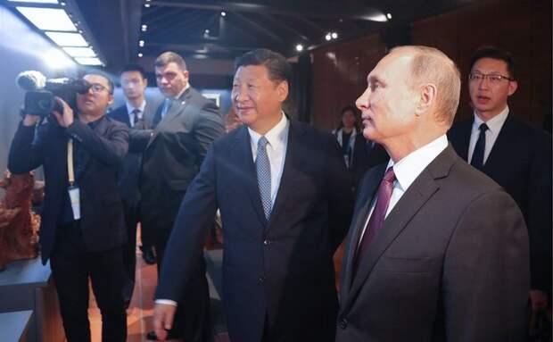 В США рассказали, что предложить России в обмен на прекращение сближения с Китаем