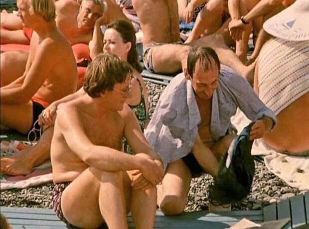 Кадр из фильма *Будьте моим мужем*, 1981   Фото: domkino.tv