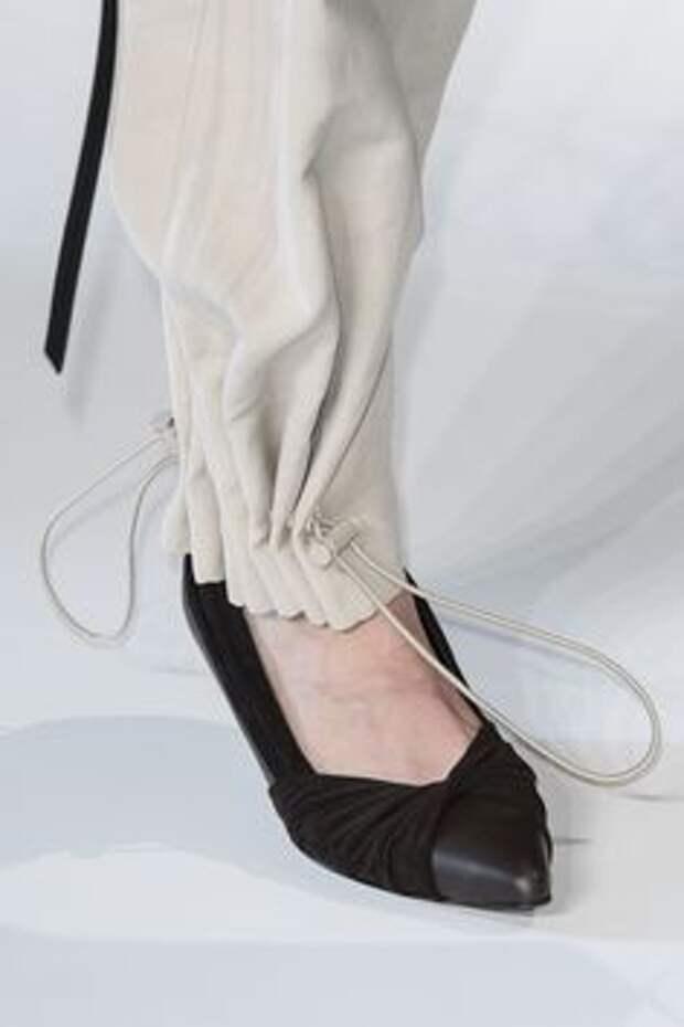 Закулисье моды 2020