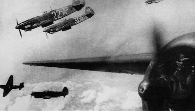 самолеты вов