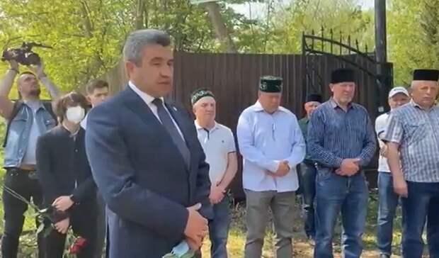 Глава минобра Татарстана извинился перед погибшей учительницей