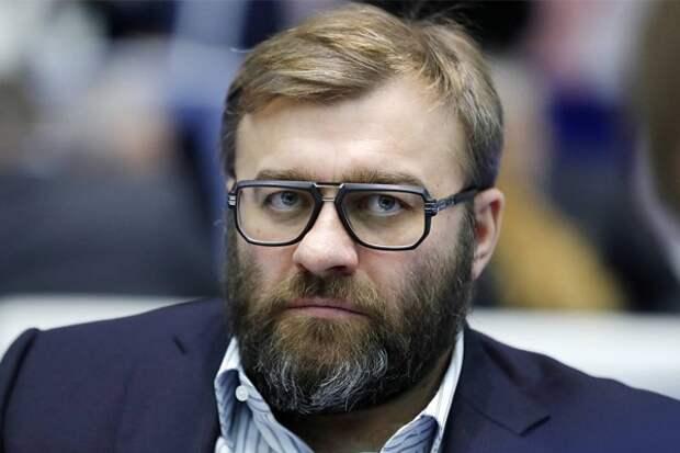 Михаил Пореченков назвал Сирию граничащей с Россией страной
