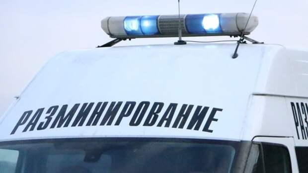 Студентов колледжа КФУ в Симферополе эвакуировали из-за письма о минировании
