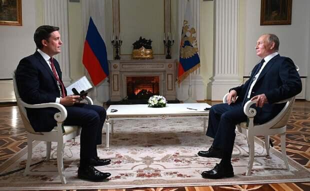 Владимир Путин рассказал о своем преемнике