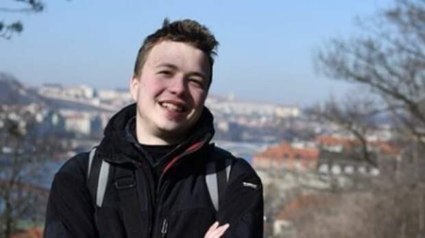 Арестованный Роман Протасевич опроверг слухи об избиении в СИЗО