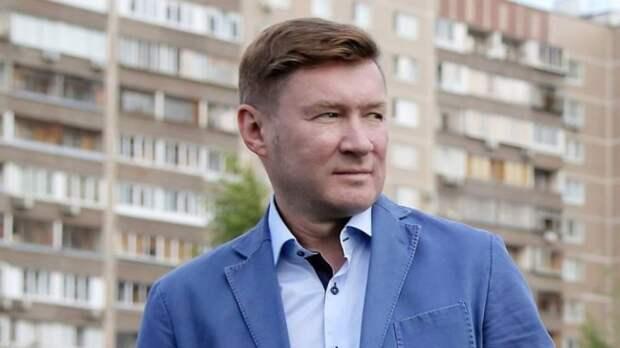 """Андрей Нагибин возглавил партию """"Зеленых"""""""