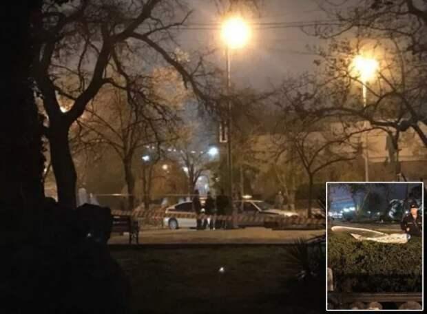 Украинский беспилотник приземлился в центре Севастополя