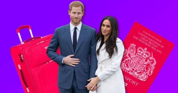 5 фактов о том, как странно путешествует королевская семья