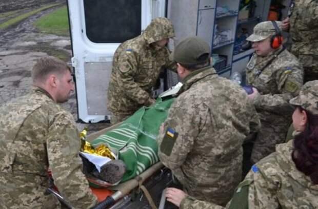 Стали известны обстоятельства гибели на Донбассе офицера ВСУ Полевого