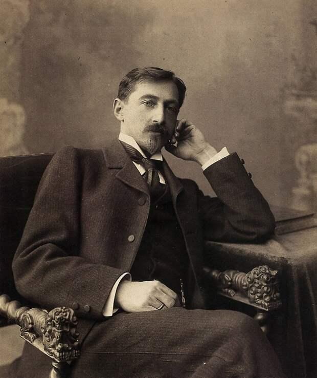 Иван Алексеевич Бунин. 1901 год.