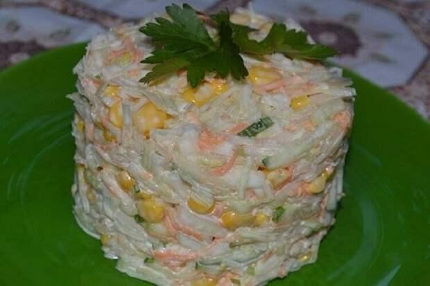 дешевые и вкусные салаты на новый год