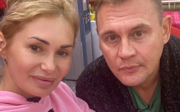 У беременной жены Степана Меньщикова появилась внучка