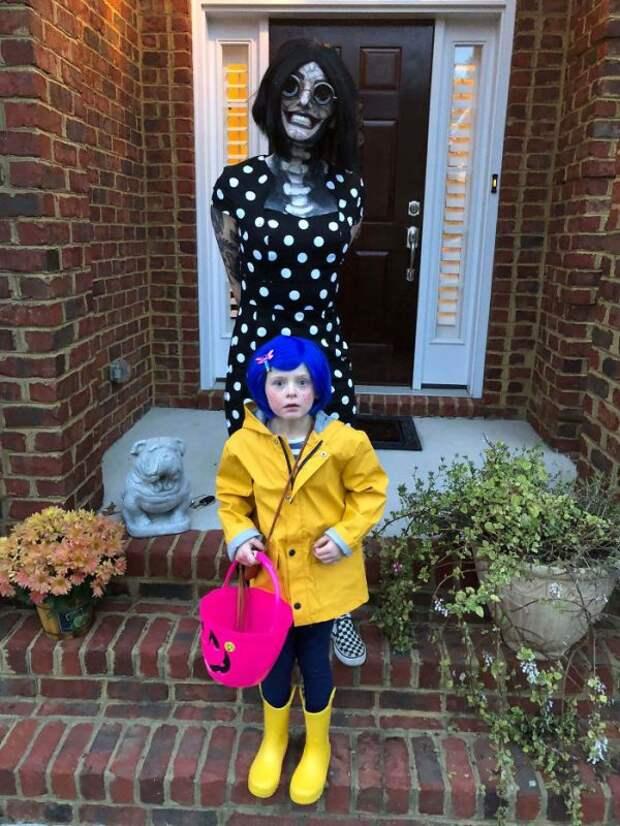 20 людей, которые заслуживают приз засвои костюмы наХэллоуин