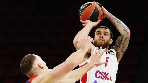 ЦСКА выступил с заявлением насчет отстранения Джеймса