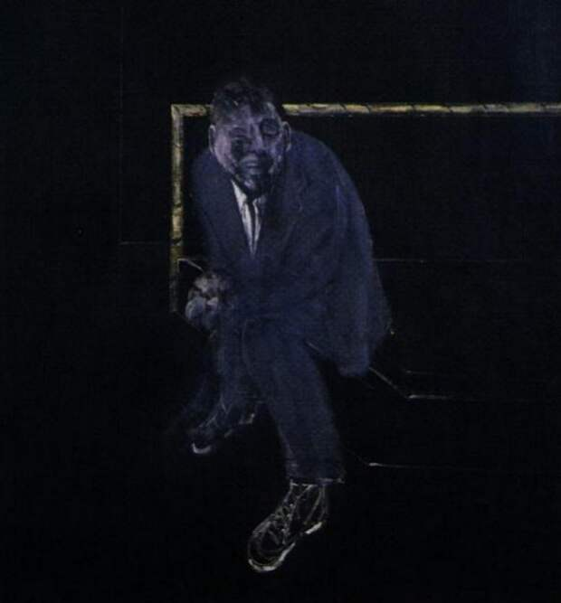 Ф. Бэкон. Автопортрет