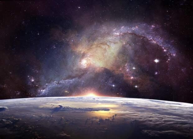 Galaxy, Star, Infinity, Cosmos, Dark, Constellation