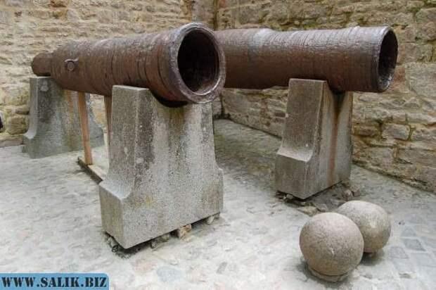 О кинетическом оружии допотопной цивилизации