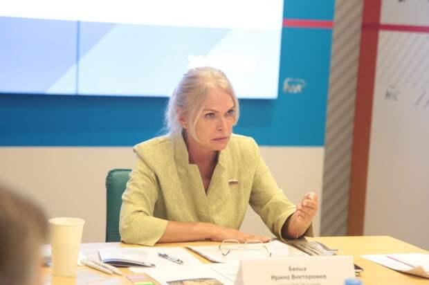 Депутат ГД Ирина Белых: «При реализации программы реновации нужно идти на шаг впереди»